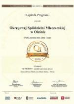 Kolejne nagrody dla OSM w Oleśnie