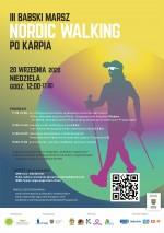 III Babski Marsz Nordic Walking po Karpia
